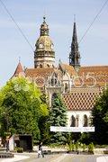 Cathedral of Saint Elizabeth, Kosice, Slovakia Stock Photos