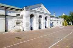 Museum of Arsenal, Zamosc, Poland Stock Photos
