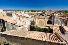 Arles, Provence, France Stock Photos