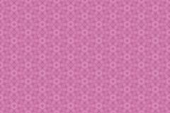 Astract design pink geometric seamless tiled pattern Stock Photos