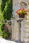 Rougon, Provence, France Stock Photos