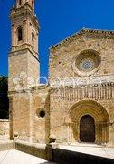 Monastery of Veruela, Zaragoza Province, Aragon, Spain Stock Photos