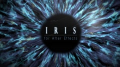 IRIS - Custom Eye Animation Stock After Effects