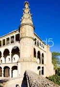 San Benito Monastery, Alcantara, Caceres Province, Extremadura, Spain Stock Photos