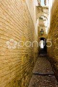 Street of Cordoba, Andalusia, Spain Stock Photos
