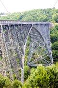 Viaur Viaduct, Aveyron Department, France Stock Photos