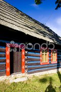 Cottage in Zdiar, Belianske Tatry, Slovakia Stock Photos