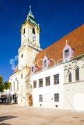 Old Town hall, Bratislava, Slovakia Stock Photos