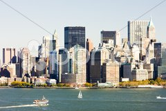 Manhattan, New York City, USA Stock Photos