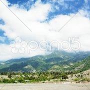 Gran Parque Nacional Sierra Maestra, Granma Province, Cuba Stock Photos