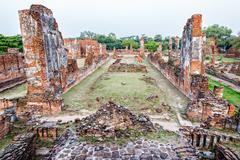 Wat Phra Si Sanphet, Thailand Stock Photos