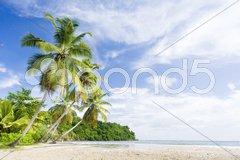 La Sagesse Bay, Grenada Stock Photos
