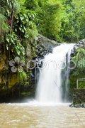 Annadale Falls, Grenada Stock Photos