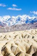 Zabriskie Point, Death Valley National Park, California, USA Stock Photos