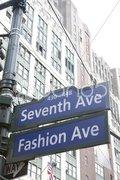 7th Avenue, New York City, USA Stock Photos
