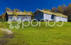 Kvaevemoen, Norway Stock Photos