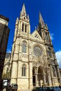 Eglise Saint-Louis des Chartrons, Bordeaux Stock Photos
