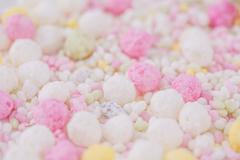 Japanese confectionary Stock Photos