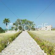 La Demajagua Monument, Granma Province, Cuba Stock Photos