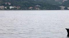 Fishermen at Bosphorus Stock Footage