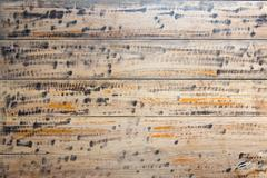 Pattern wooden plank useful as background. Stock Photos