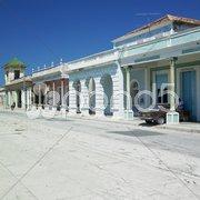 Gibara, Holguin Province, Cuba Stock Photos