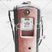Old petrol station, Holguin, Cuba Kuvituskuvat
