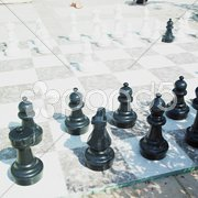 Chess, Cayo Coco, Ciego de  Stock Photos