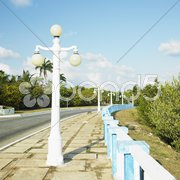 Accommodation, Cayo Coco, Cuba Stock Photos