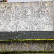 Che Guevara Monument, Plaza de la Revolution, Santa Clara, Cuba Stock Photos