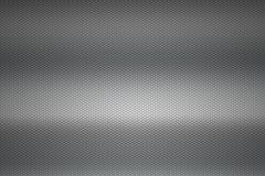 Gray chrome metallic mesh. metal background and texture. Stock Illustration