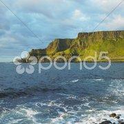 Giant''s Causeway, County Antrim, Northern Ireland Stock Photos