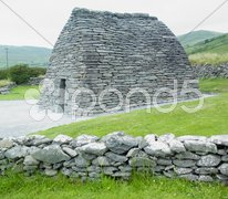 Gallarus Oratory, County Kerry, Ireland Stock Photos