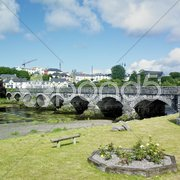 Killorglin, County Kerry, Ireland Stock Photos