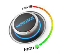 Knowledge Stock Illustration