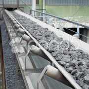 Coal loading, Banovica, Bosnia and Hercegovina Stock Photos