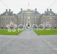 Paleis Het Loo Castle near Apeldoorn, Netherlands Stock Photos