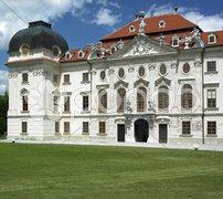 Castle Riegesburg, Austria Stock Photos