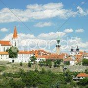 Znojmo, Czech Republic Stock Photos
