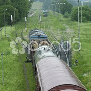 Trains, Nowy Lupkow, Poland Kuvituskuvat
