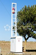 Richard Lighthouse, Gironde Department, Aquitaine, France Stock Photos