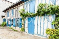 Saint-Symphorien, Aquitaine, France Stock Photos
