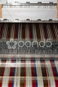 Textile machine Stock Photos