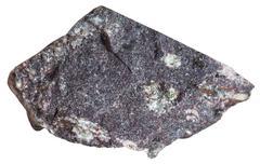 Porphyry Basalt (basalt porphyrite) mineral Stock Photos