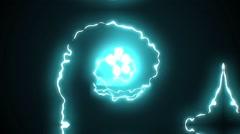 Flash FX Electric Logo Kuvapankki erikoistehosteet