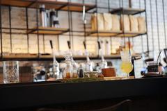 Coffee shop club bar Kuvituskuvat