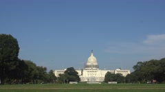 Washington - Monument - Capitolium  Stock Footage