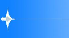 Steel Blade Swoosh 6 Sound Effect