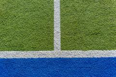 Astro Synthetic Sports Surface Stock Photos