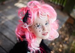 Halloween beauty Stock Photos